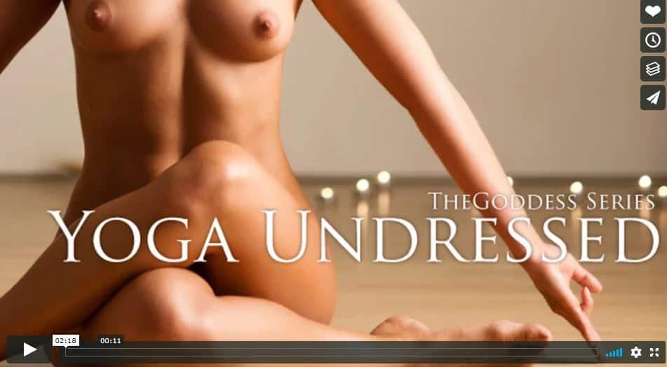 Yoga Undressed Trailer on Vimeo von Gabriel Bienczycki