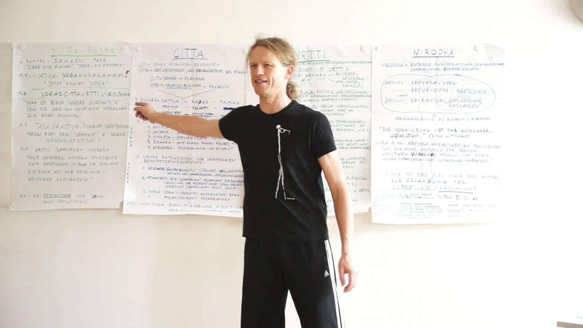 Vortrag von Josch Krause