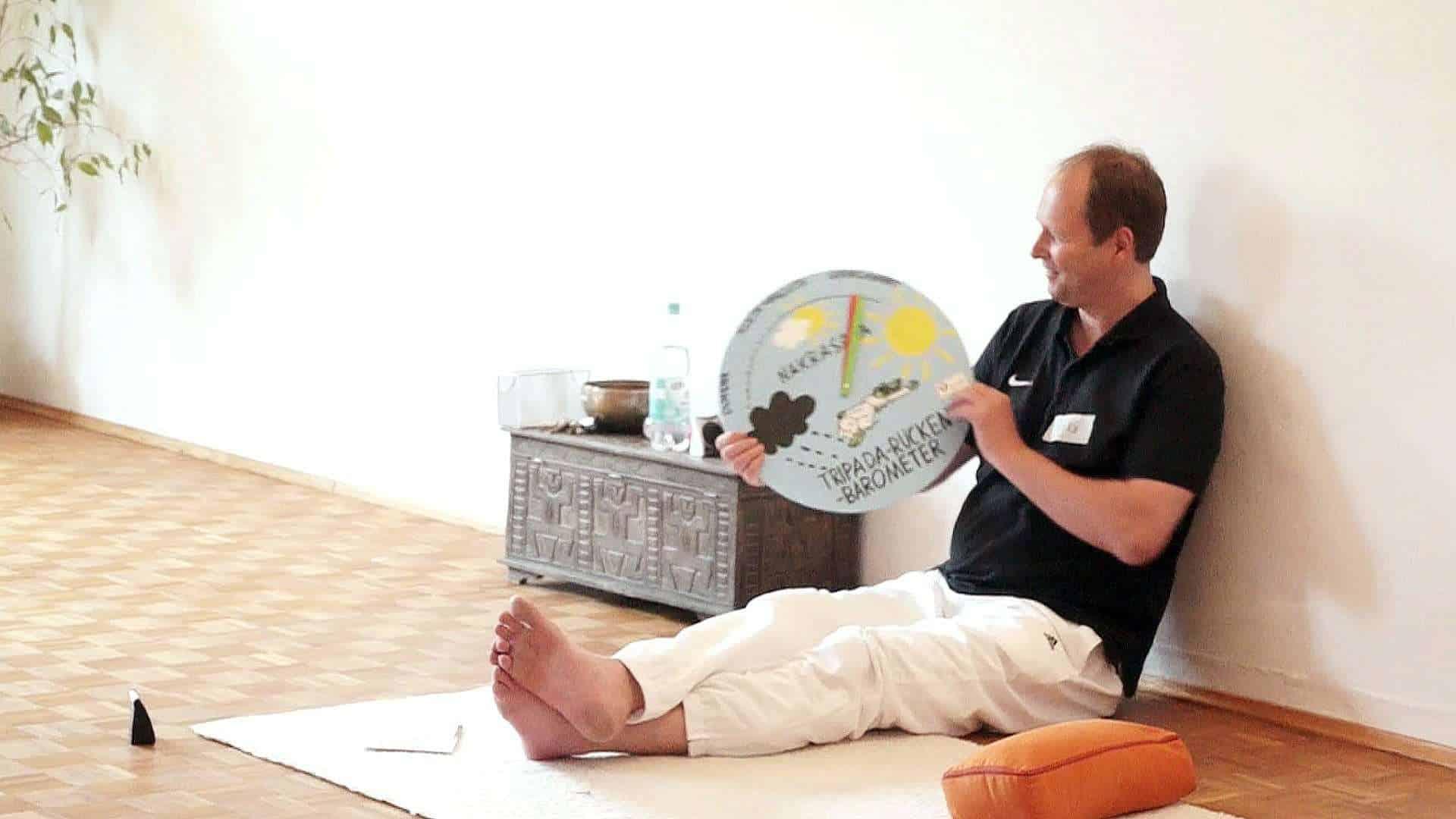 1. Seminar der Yogalehrerausbildung Klasse 3
