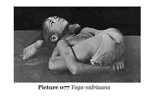 Asana gegen Tuberkulose und Blähungen