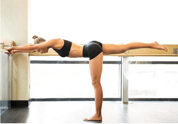 Barre Yoga – Fusion aus Pilates, Yoga und Ballet – das neue Fitnesskonzept aus den USA