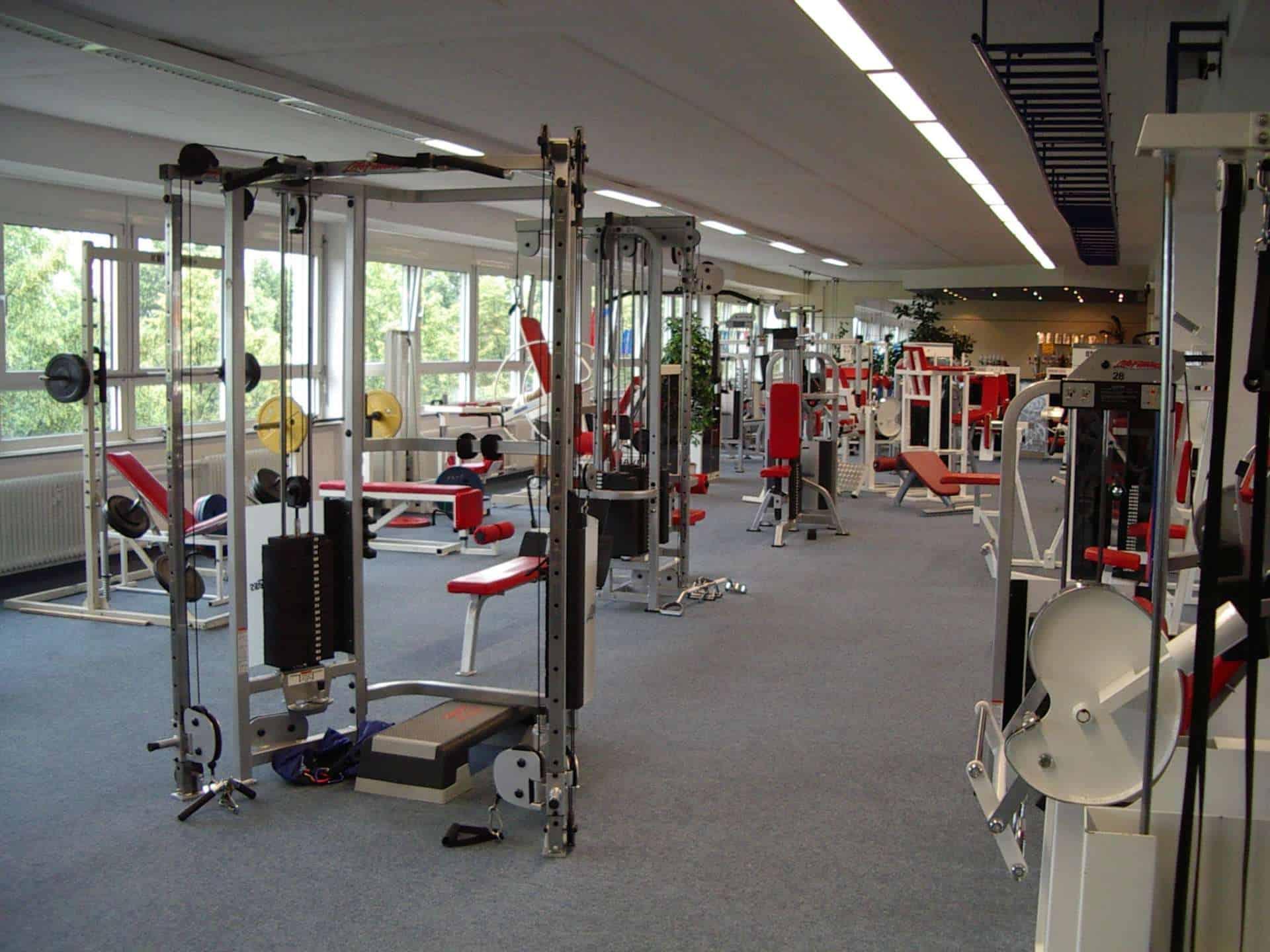Ist Muskelmasse wirklich eine Frage der Trainingsintensität?