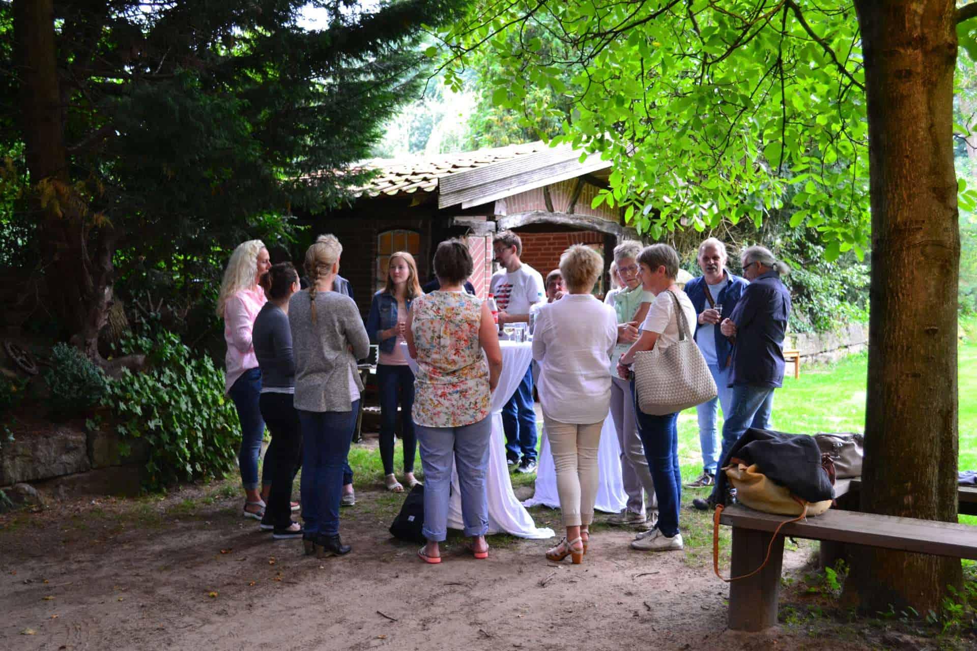 Sommerfest 2016 Tripada Akademie ® in Bocholt