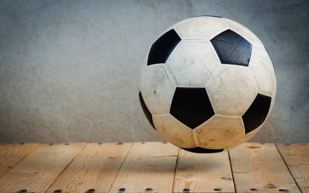 Yoga und Fussball