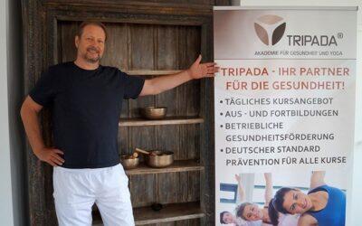 Tripada Studios seit einer Woche geöffnet – sicher am Kursbetrieb teilnehmen